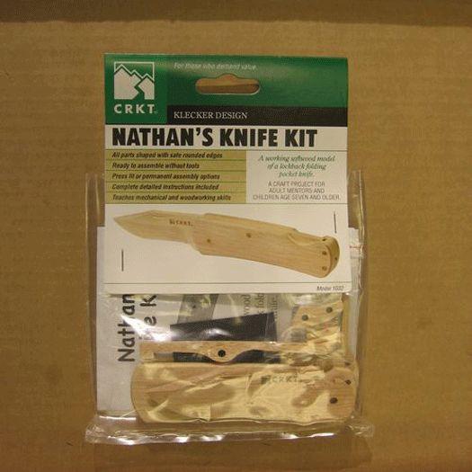 Nathans Knife, Samlesæt med trækniv CRKT1032