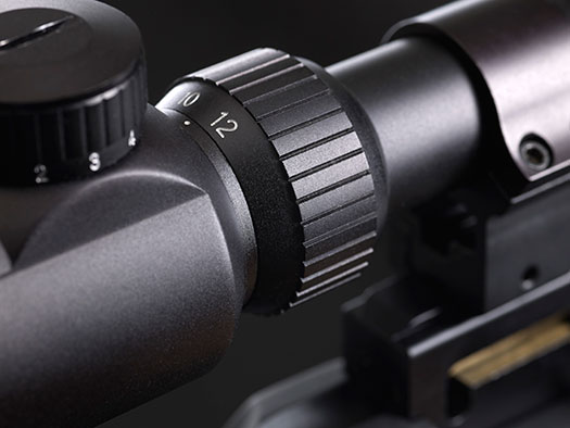FX Scope 3-12 x 44 kikkert sigte