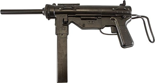 M3 Submachine Gun Grease Gun WW2