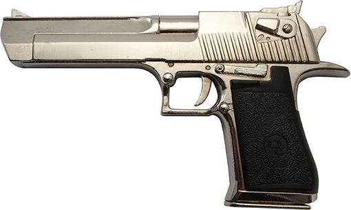 Desert Eagle .50 AE Chrome IMI