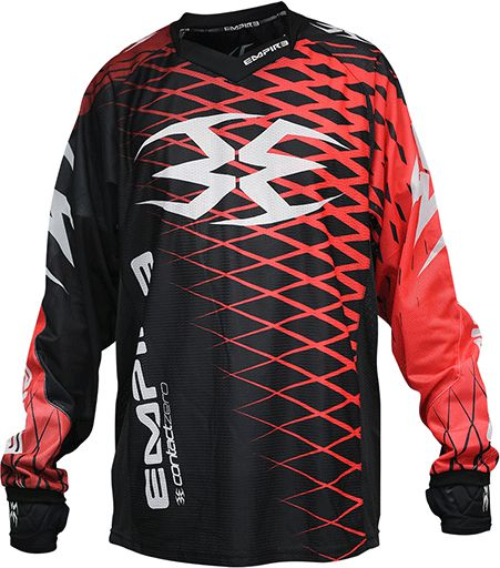 Jersey, empire, paintball, zero, padding, zeropadding, contact, f5, contact zero,