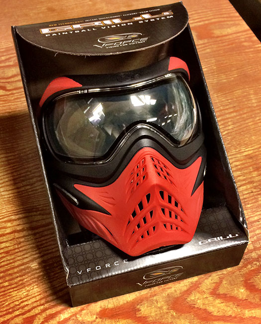 V-Force Grill Maske Limited Edition