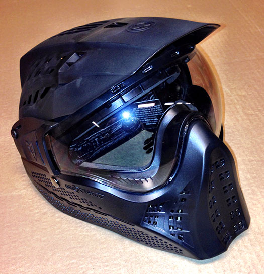 V-Force Sleek Paintball Maske