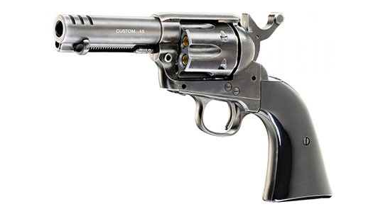 Expendables short .45 single action fanning revolver