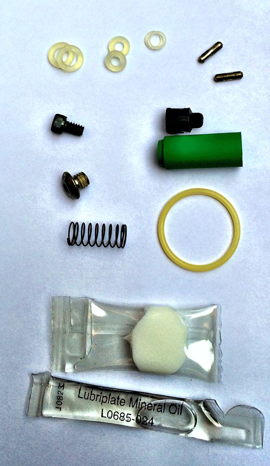 Tippmann Arms M4 carbine basic reparations kit