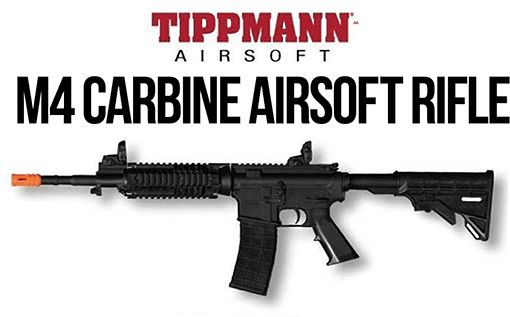 Tippmann M4 Carbin 6 mm BB airsoftgun