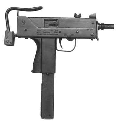 US Ingram MAC-10