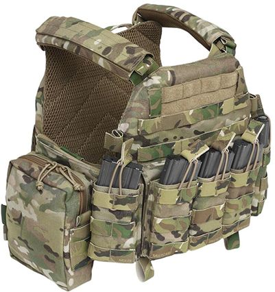 WAS DCS Plate carrier MC2